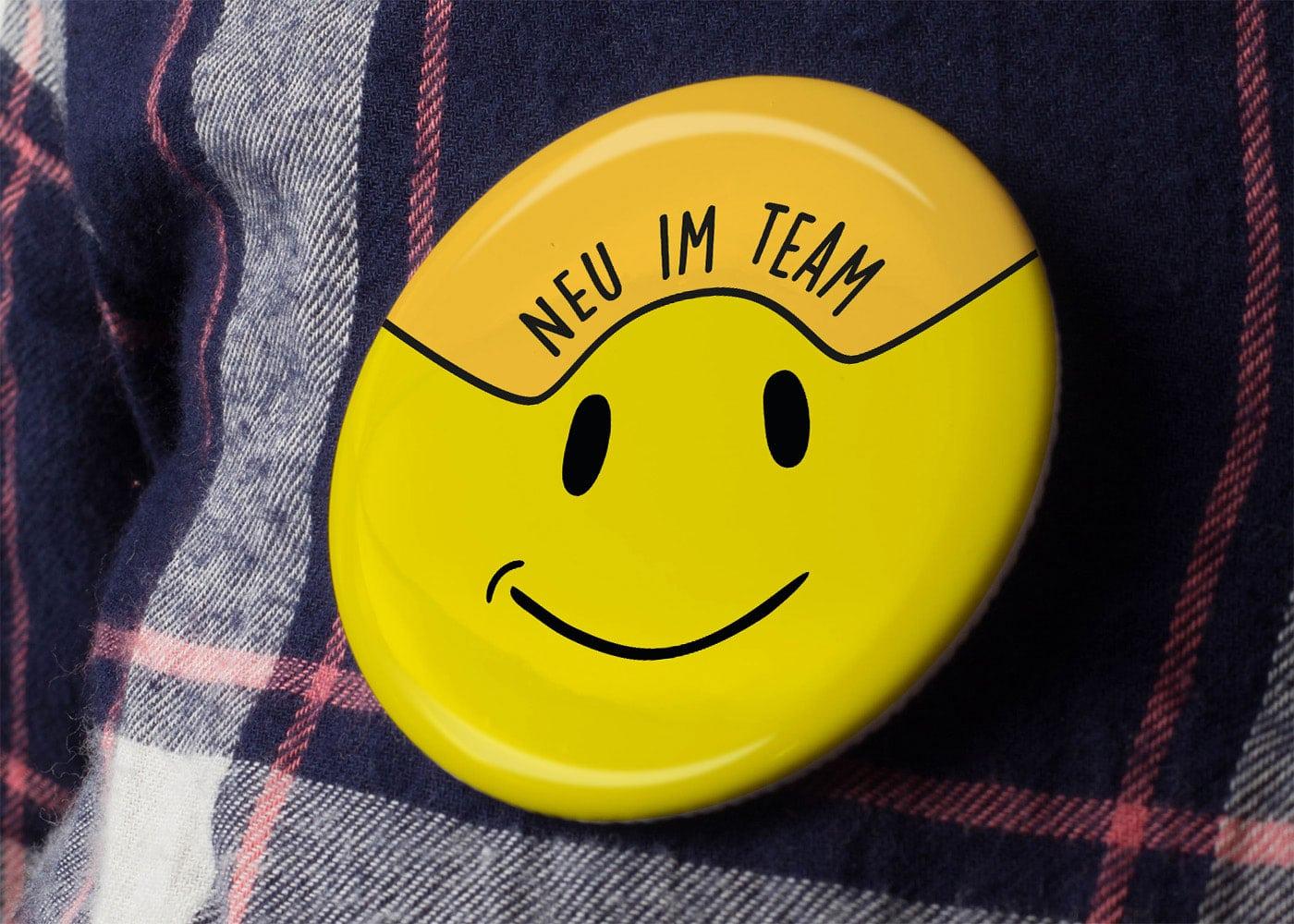 Buttons und Magnete mit Ihrem Logo oder Bild