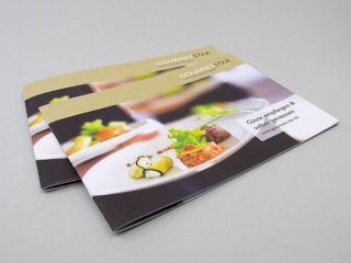 Imagebroschure Gourmet Star