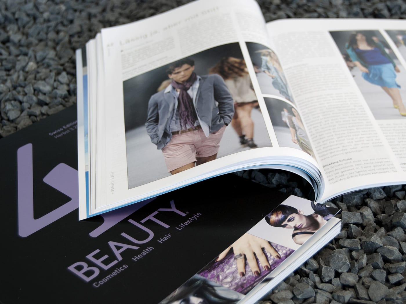 Beauty Magazin