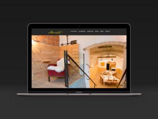 Webseite Moschti Eventlokal