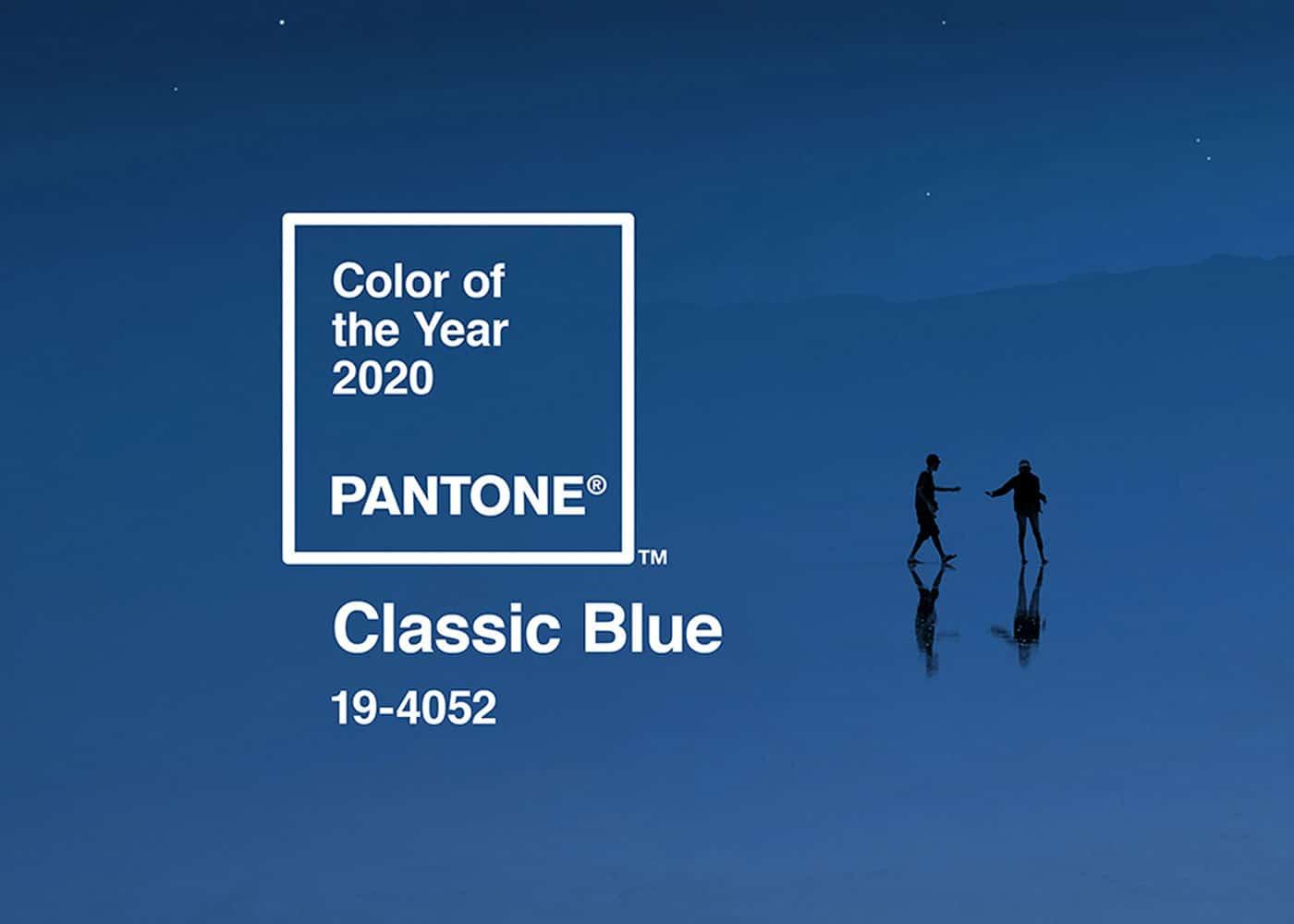 Classic Blue: Pantone bestimmt Trendfarbe 2020