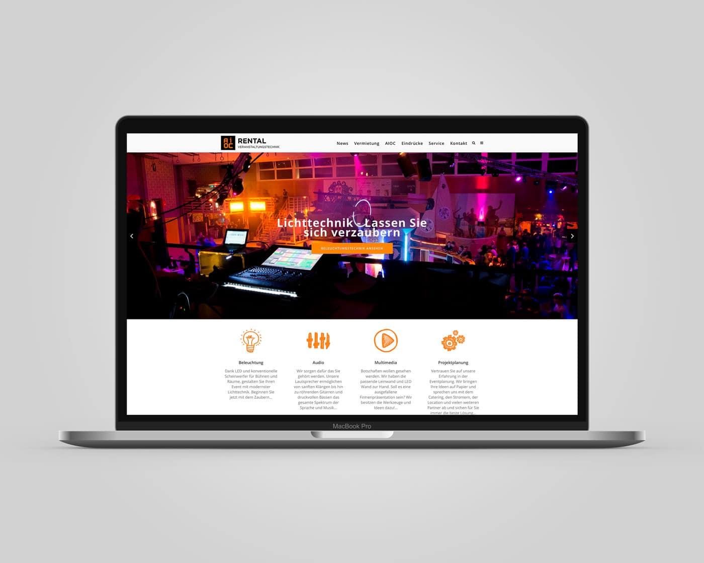 AIOC Webdesign