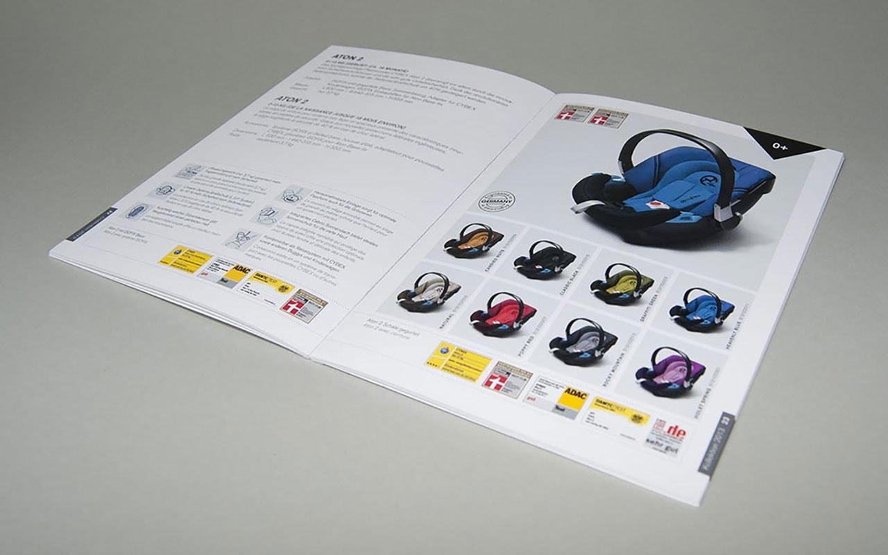 Cybex Produktekatalog